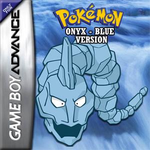 Pokémon Onyx Blue ROM GBA