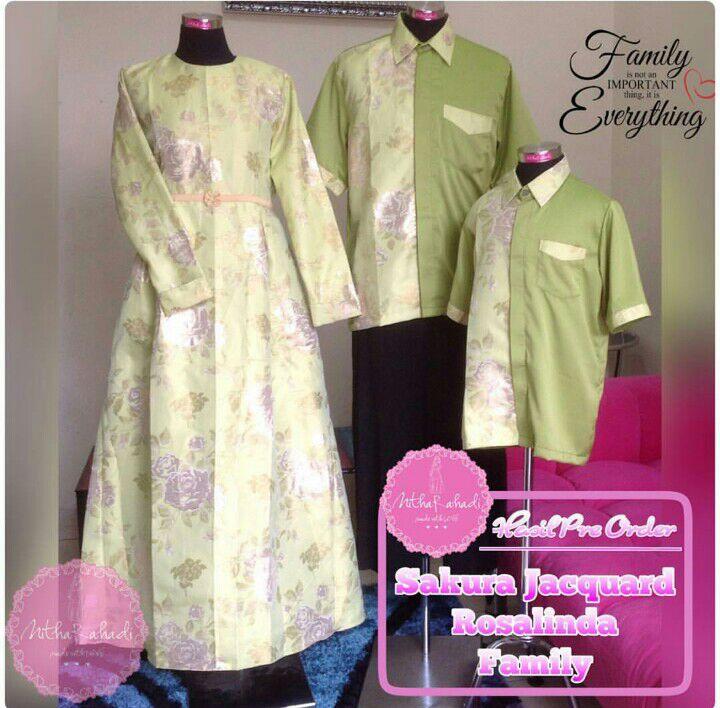 Outlet Nurhasanah Outlet Baju Pesta Keluarga Muslim