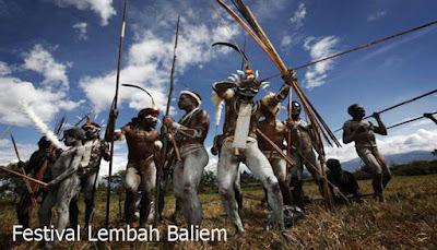 Baliem Valley Festival