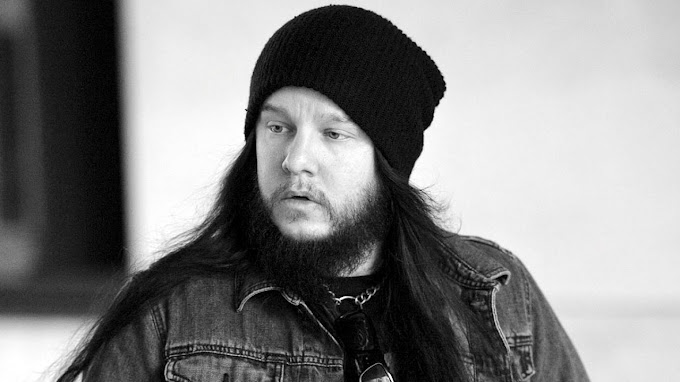 Fallece Joey Jordison (Ex Baterista de Slipknot)