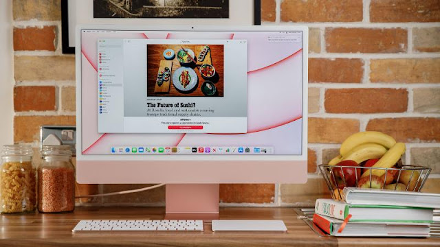 Apple iMac 2021 (M1) Review