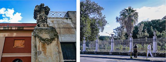 Jardim Botânico de Palermo, Sicília