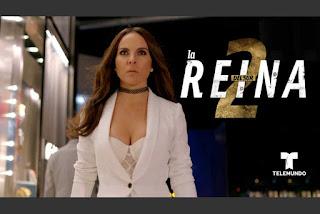 La Reina del Sur Temporada 2 Capitulo 31 martes 4 de junio 2019