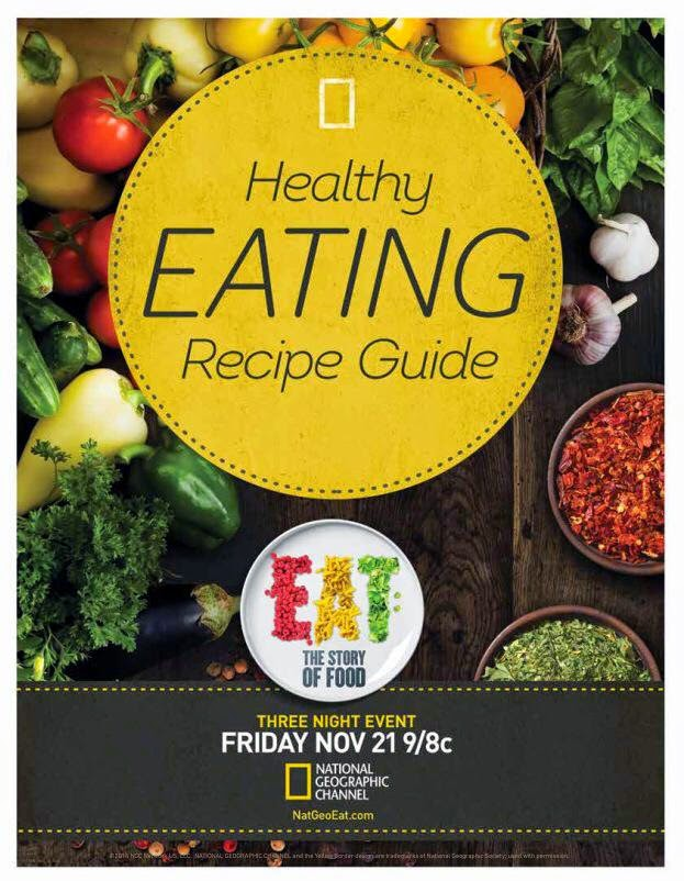 National Geographic –  Eat: The Story of Food