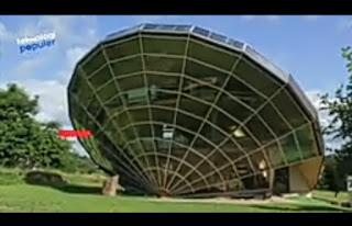 desain rumah terunik di dunia heliodome