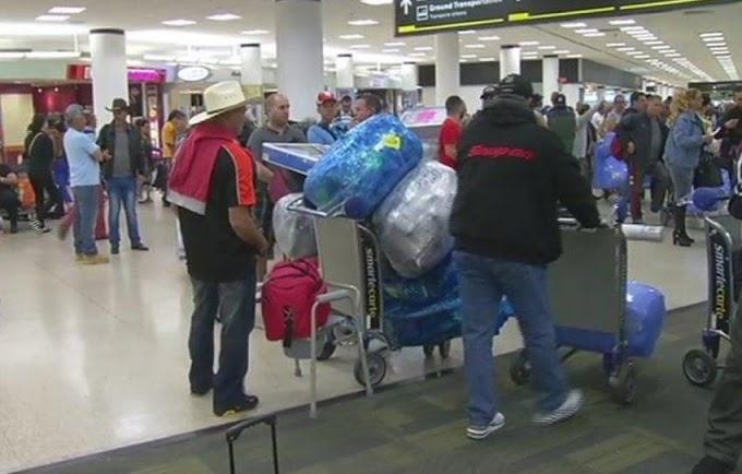 Régimen asignará un familiar de oficio en el extranjero a todo el que no tenga uno para que le traiga comida, aseo y medicamentos