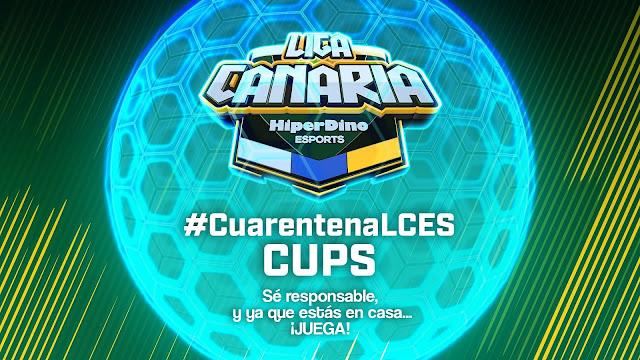 La 'Liga Canaria de EsportsHiperDino' entretiene a los canarios con 28 nuevos torneos
