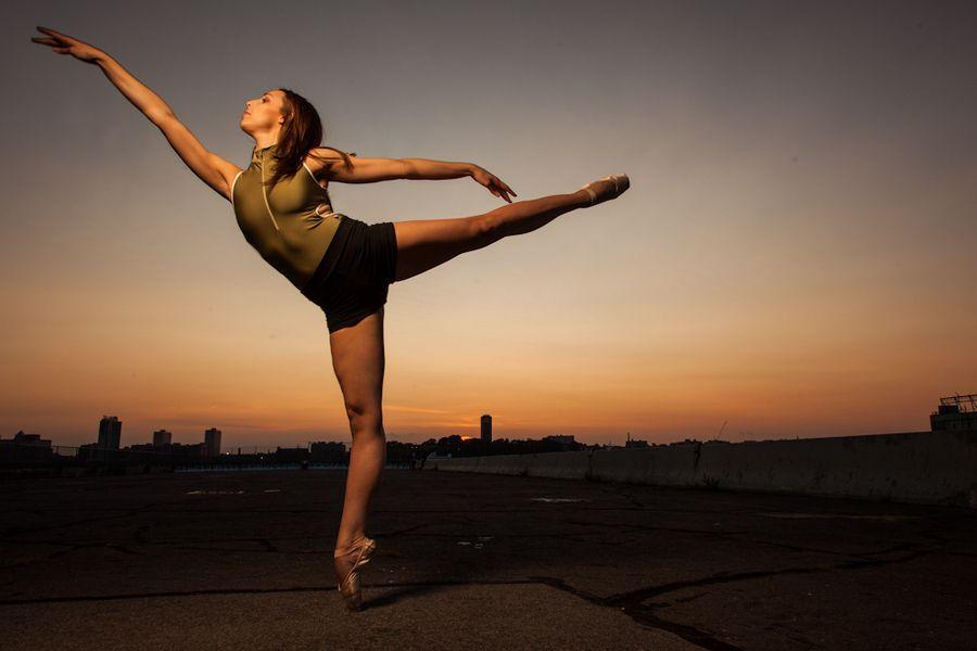 27. ALYSSA MAKSYM - Dancer - Choreographer