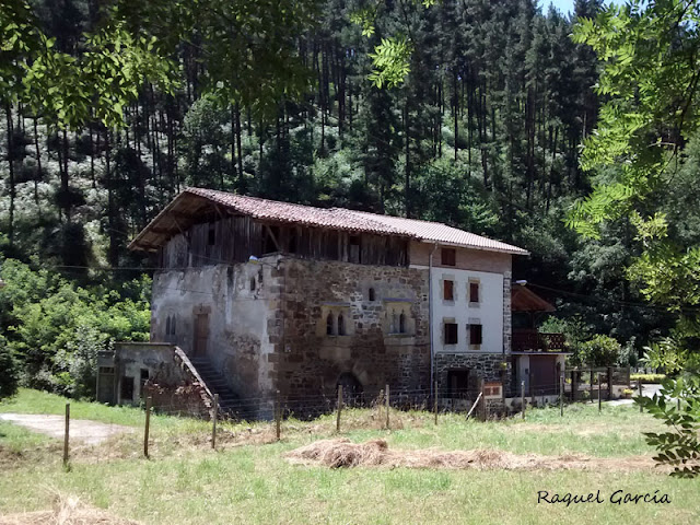 Torre de Lekue (Usansolo, Galdakao)
