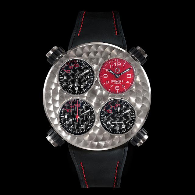 Meccaniche Veloci Icon Quattro Valvole 48 Four Strokes Automatic Watch