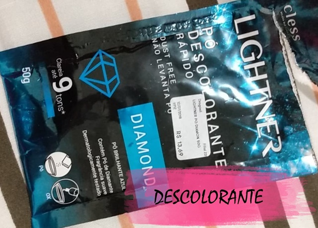 Lightner Diamond clareia 9 tons Novo