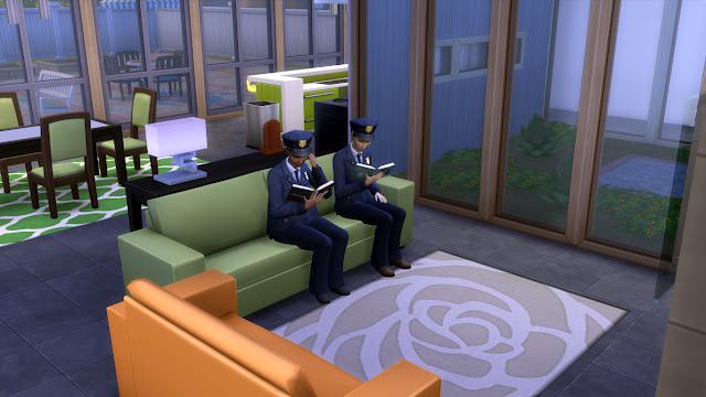 sims 4 detective career