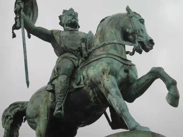 Godfrey of Bouillon Byzantium.filminspector.com