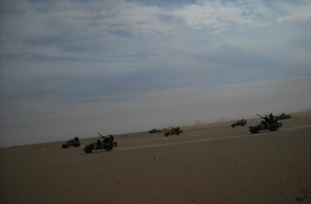 🔴 Parte de guerra Nº57. Guerra del Sáhara Occidental.