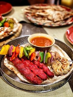 Adana Kebab, Wahaj, Hyatt Regency, Al Kout Mall