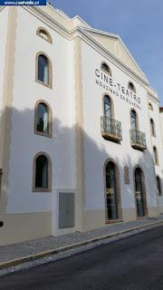 BUILDING / Cine-teatro Mouzinho da Silveira, Castelo de Vide, Portugal