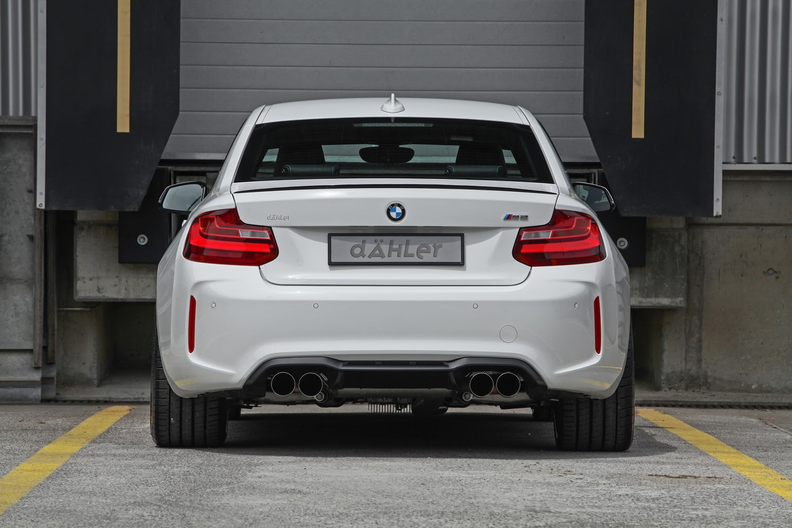 Dähler Offer BMW M2 Coupe With BMW M3/M4 S55 Engine