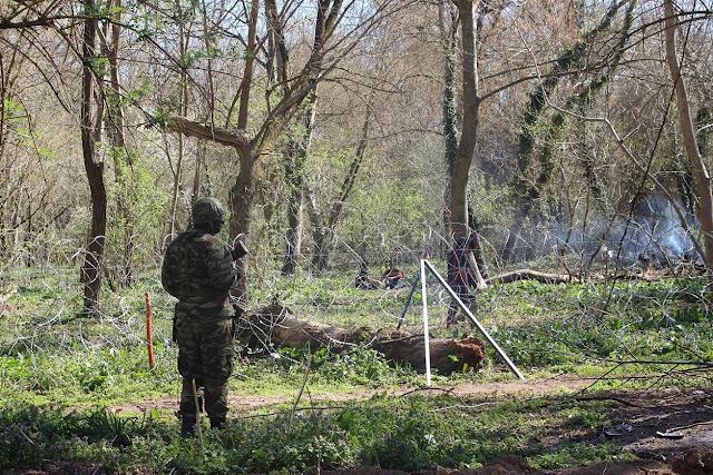 Καστανιές: Στρατός και Αστυνομία απέναντι από τους Γκρίζους Λύκους