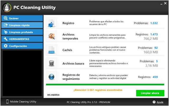 PC Cleaning Utility Pro Premium Full