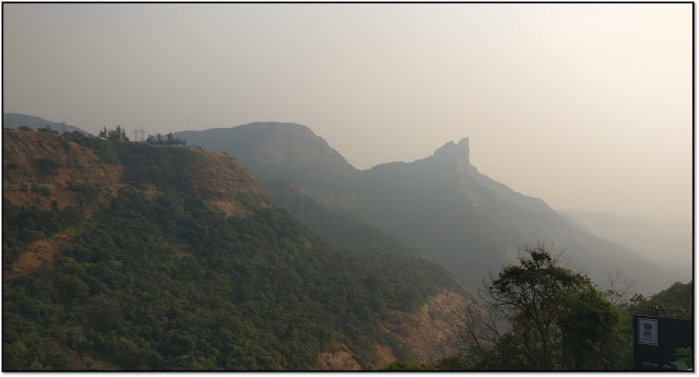 Dukes Nose, Nagphani, Lonavala express way