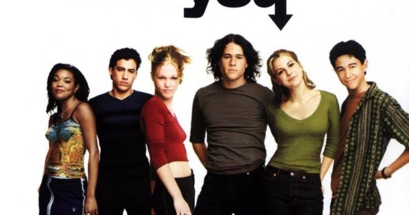 10 Things I Hate About You 1999 Don T Let Anyone Ever: Doux Reviews: 10 Things I Hate About You