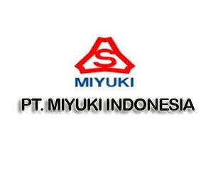 PT Miyuki Indonesia - Operator Produksi