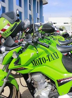 Senador Canedo: Aprovado projeto de lei que prevê a regulamentação dos serviços de Moto Taxi