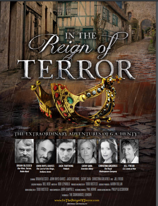 Mom Of Many In The Reign Of Terror From Heirloom Audio