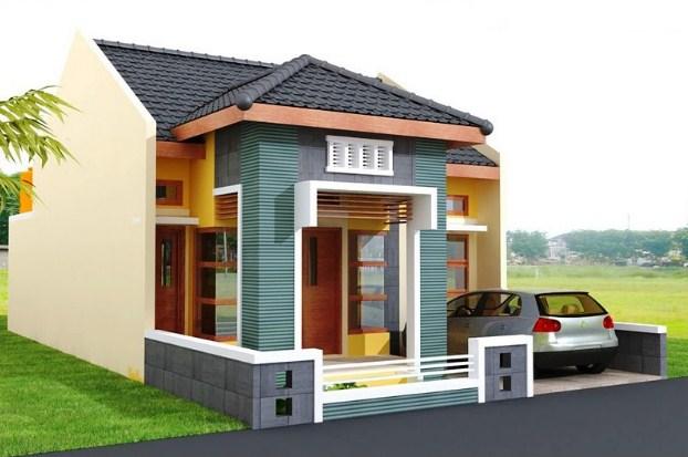 gambar rumah minimalis sederhana type 36 1 lantai