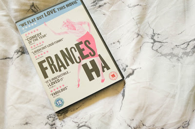 Frances Ha DVD as part of Fopp Haul
