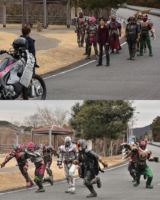 Kamen Rider Zi-O Episode 28 Preview!