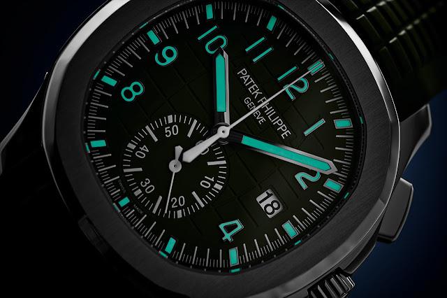 Patek Philippe Aquanaut Chronograph Ref. 5968G