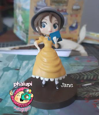 figurine yang paling sering aku mainkan saat bosan