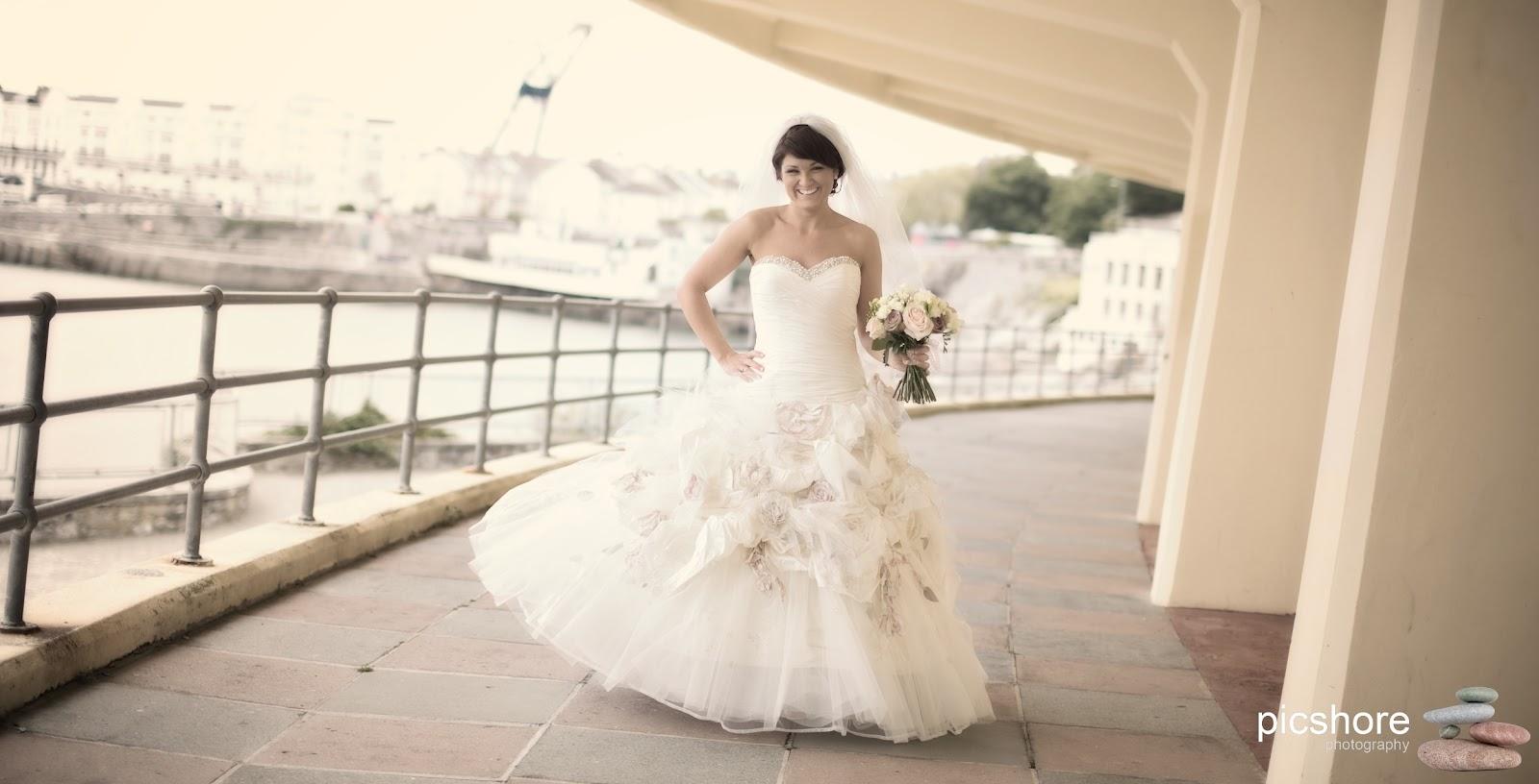 Cheap Wedding Photography Plymouth: Picshore Photography: Photos From The Wedding Of Becky