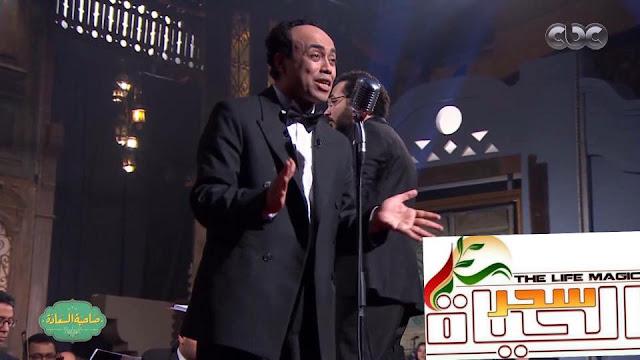 """ما بين """"سمعه """"و"""" سيد قطب """" يتألق محمد فهيم"""