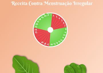 Receita Contra Menstruação Irregular: Suco de Couve com Espinafre