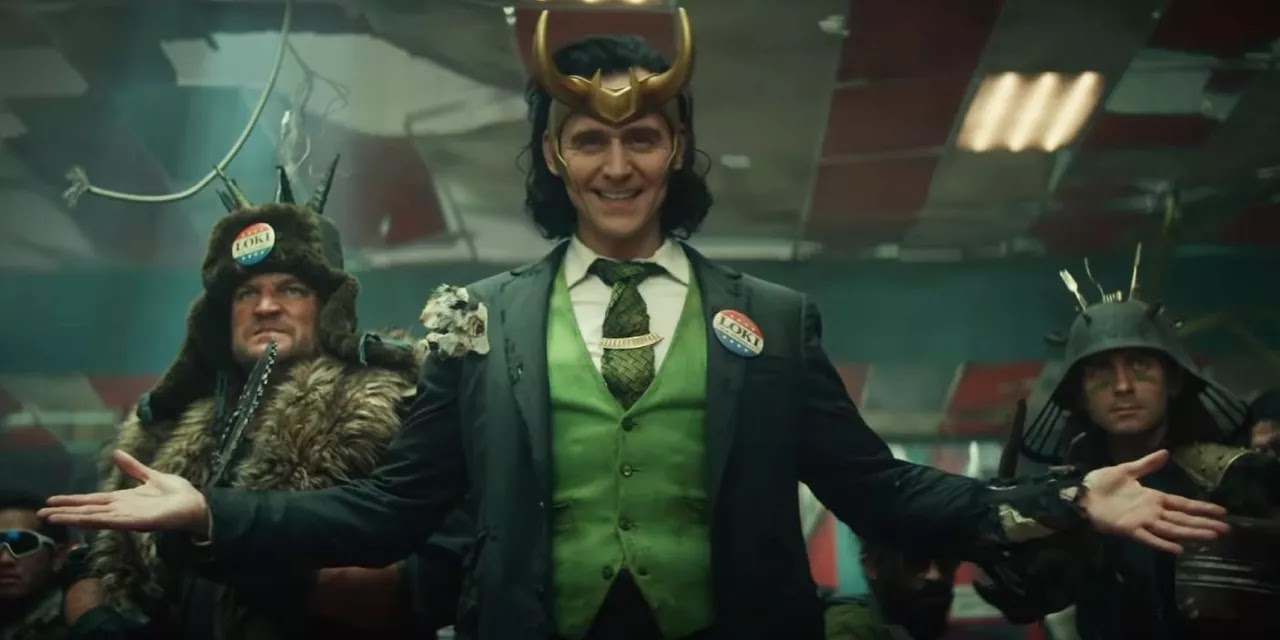 What are the themes of the Loki show?