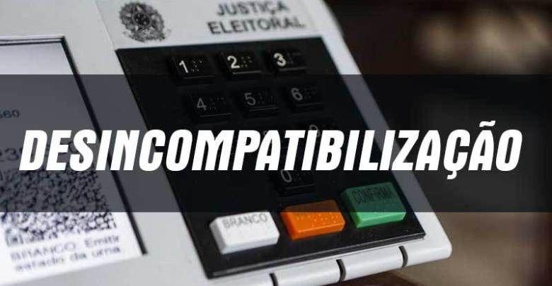 Blog ApoDiário: Prazo de desincompatibilização é até amanhã