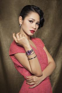 model dan Penyanyi Cantik Andien