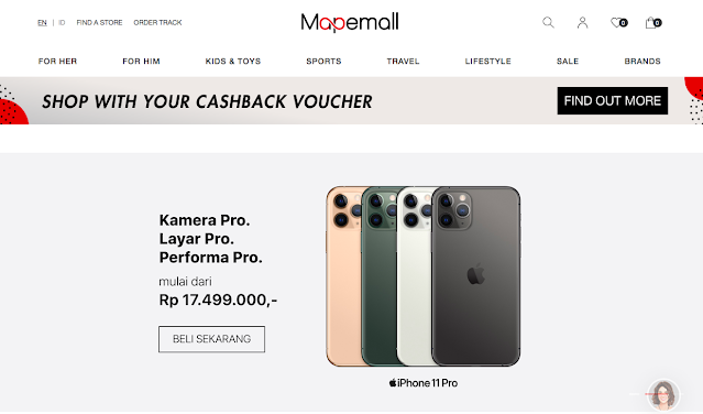 Review Mapemall Indonesia