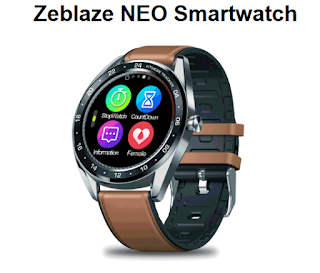 Zeblaze NEO Smartwatch Specs, Price, Features