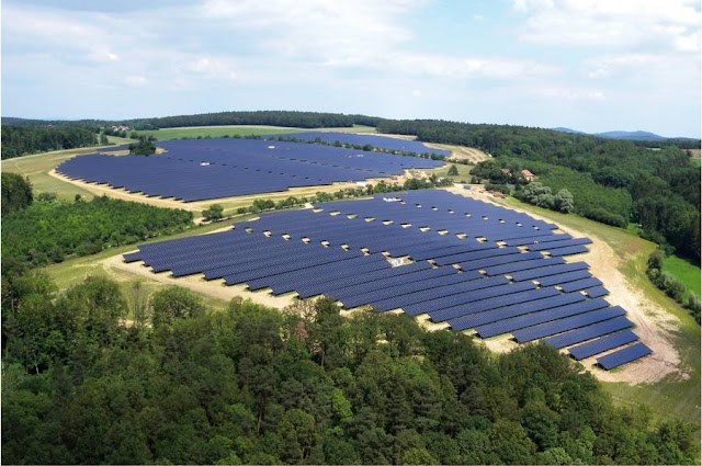 PH Largest Solar farm up in Batangas