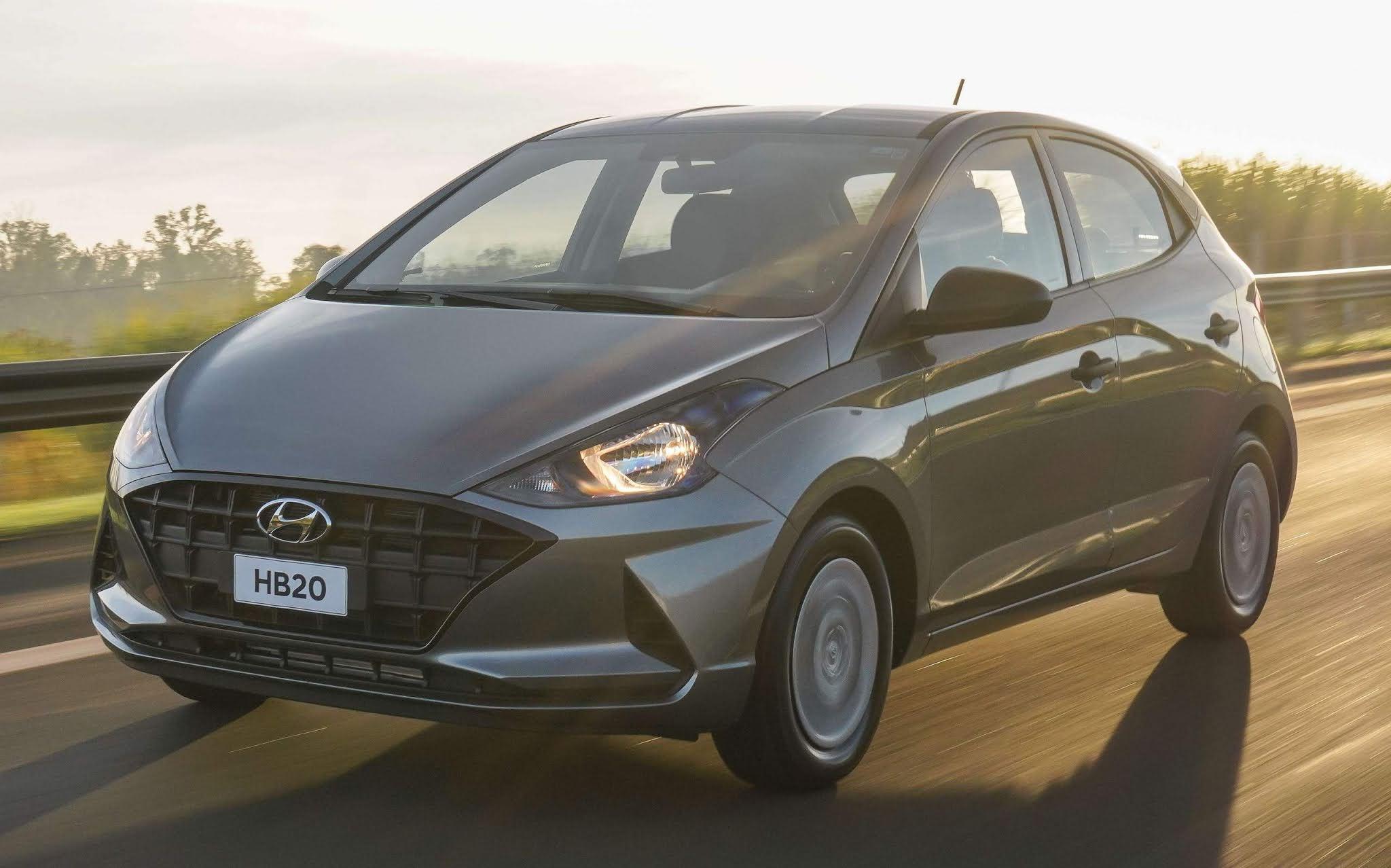 Carros e marcas mais vendidos do Brasil na 1ª semana de abril de 2021