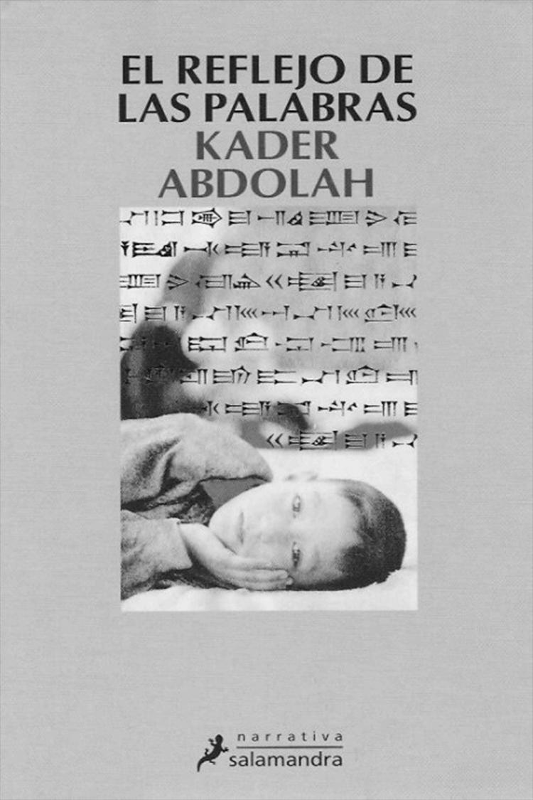 El reflejo de las palabras – Kader Abdolah