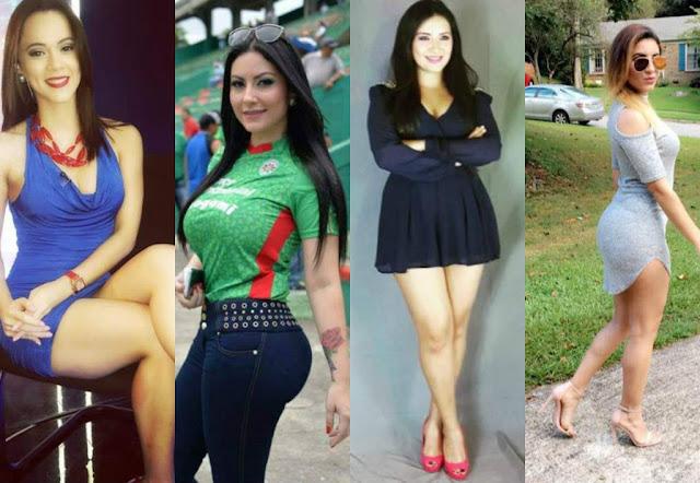 mujeres hermosas