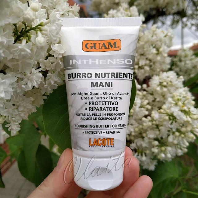 крем для рук из линии Inthenso от GUAM