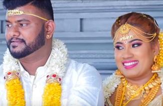 Malaysian Indian Wedding Highlights Of Paranjothy & Ambiga