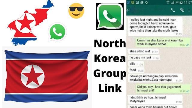Join 201+ North Korea Whatsapp Group Link List 2020