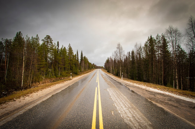 Finlandia on the road