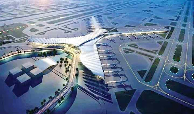 Jeddah's New King Abdul Aziz International Airport Terminal 1